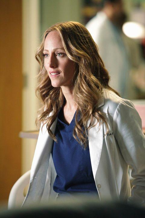 Teddy (Kim Raver) fühlt sich ohne Cristina orientierungslos und versucht, all ihre Kraft für einen sterbenden Patienten aufzubringen, der keine ausr... - Bildquelle: ABC Studios