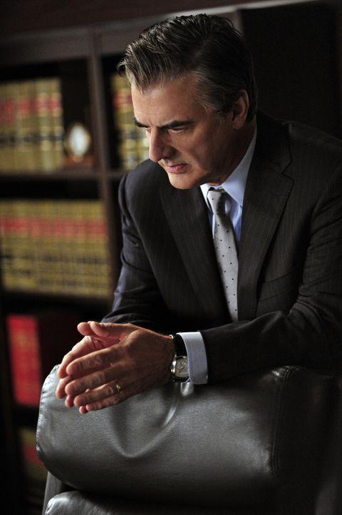 Seine politische Karriere steht auf dem Spiel: Peter (Chris Noth) - Bildquelle: 2011 CBS Broadcasting Inc. All Rights Reserved.