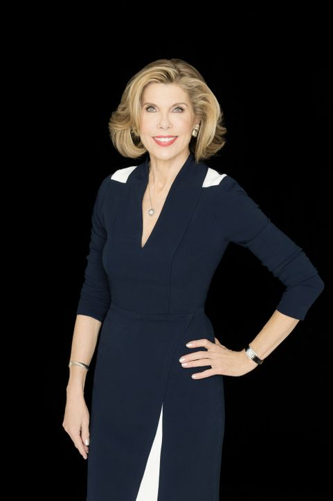 (6. Staffel) - Möchte mit Alicia zusammenarbeiten: Diane Lockhart (Christine Baranski) ... - Bildquelle: Jeff Katz 2012 CBS Broadcasting Inc. All Rights Reserved.