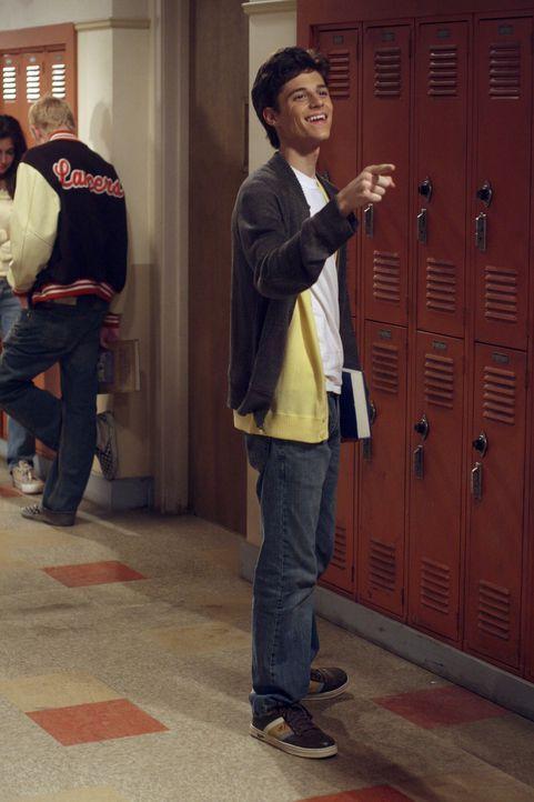 Ben (Kenny Baumann) ist eigentlich nicht auf den Mund gefallen - doch in Amys Nähe wird er auf einmal nervös und schüchtern.... - Bildquelle: ABC Family