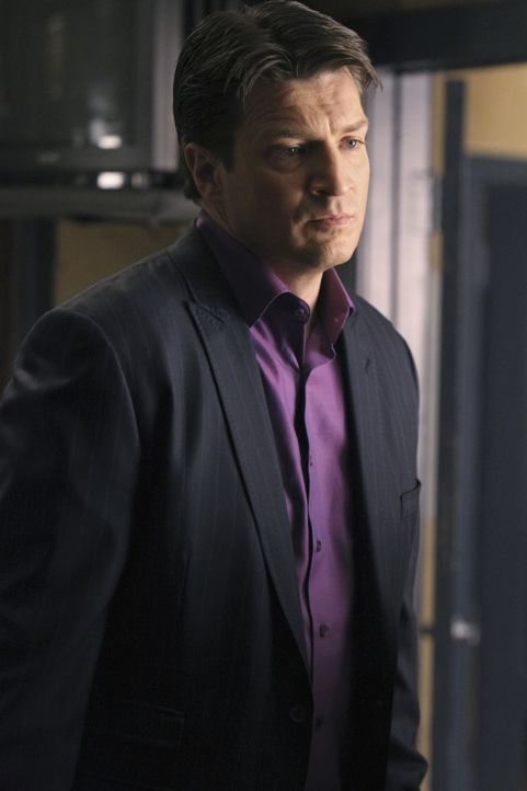 Wird es Richard Castle (Nathan Fillion) gelingen, den aktuellen Fall aufzuklären? - Bildquelle: ABC Studios