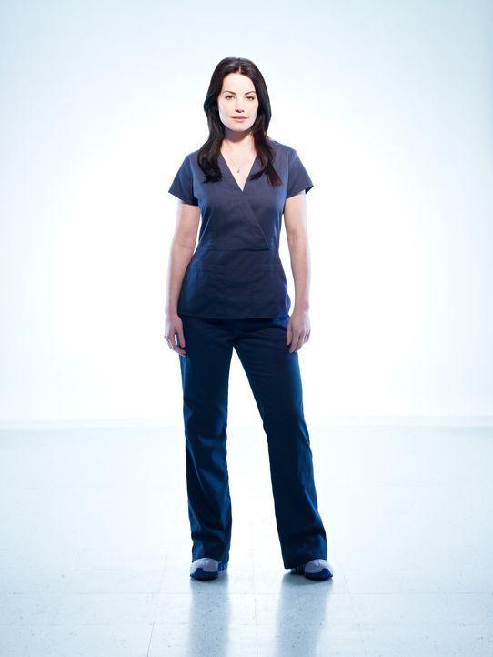 (1. Staffel) - Ihr Leben wird innerhalb von Sekunden völlig auf den Kopf gestellt: Dr. Alex Reid (Erica Durance) ... - Bildquelle: 2012  Hope Zee One Inc.