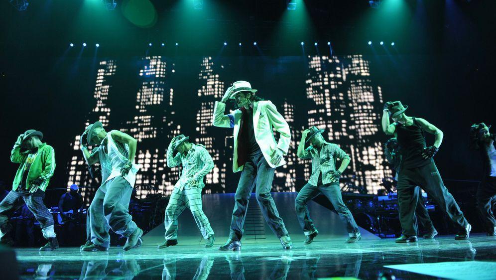 - Bildquelle: 2009 The Michael Jackson Company, LLC. All Rights Reserved.