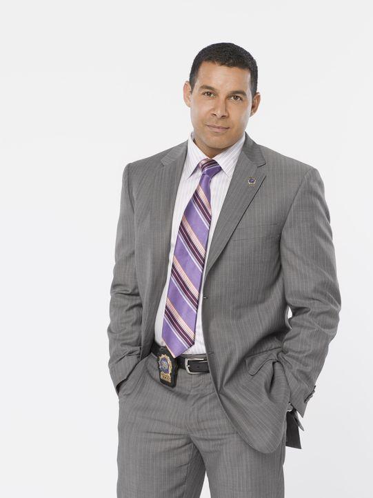 (2. Staffel) - Javier Esposito (Jon Huertas) hält sich nicht immer an die Regeln der Polizei. - Bildquelle: ABC Studios
