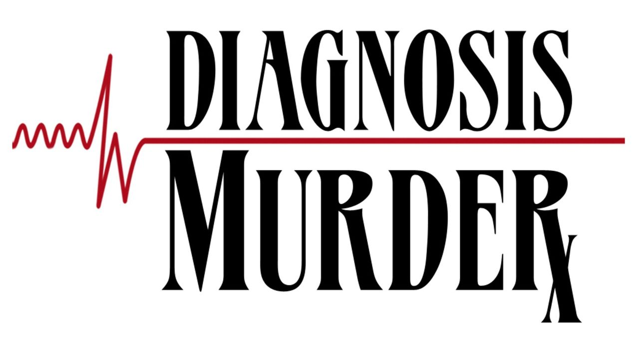 """DIAGNOSE: MORD"" - Originaltitel Logo - Bildquelle: Viacom"