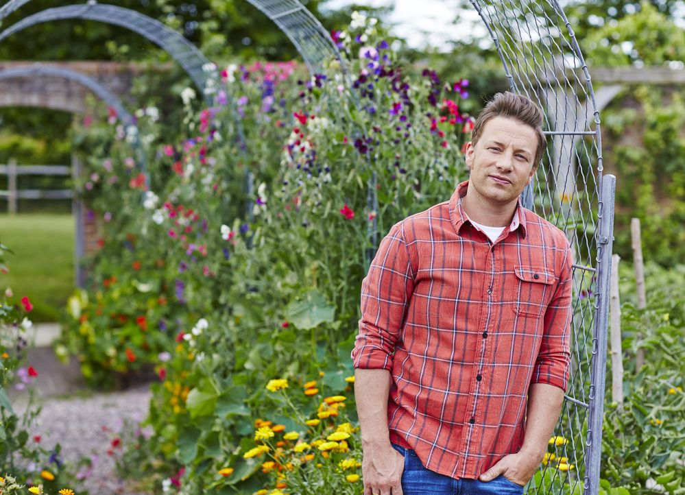 (1. Staffel) - Jamie Oliver geht in eine neue Richtung: Essen, das glücklich macht ... - Bildquelle: FRESH ONE PRODUCTIONS MMXIV