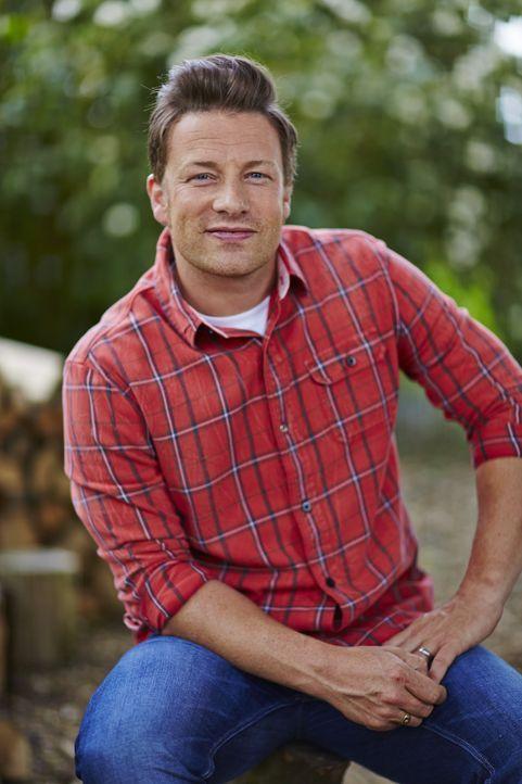 (1. Staffel) - Für Jamie Oliver ist es wichtig, dass die Wohlfühlgerichte auch zusammen mit den Liebsten zubereitet werden ... - Bildquelle: FRESH ONE PRODUCTIONS MMXIV