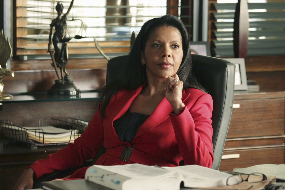 Der neue Captain im Revier: Victoria Gates (Penny Johnson) - Bildquelle: 2011 American Broadcasting Companies, Inc. All rights reserved.