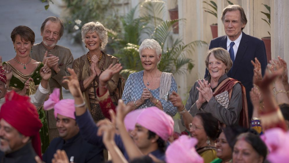Best Exotic Marigold Hotel 2 - Bildquelle: Laurie Sparham 2015 Twentieth Century Fox Film Corporation.  All rights reserved.