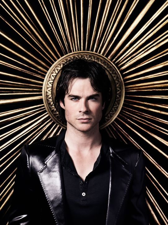 Ian Somerhalder als Damon - Bildquelle: Warner Bros. Entertainment Inc.
