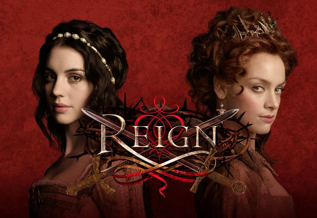 (3. Staffel) - Reign - Plakat - Bildquelle: 2014 The CW Network, LLC. All rights reserved.
