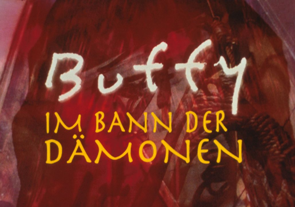 Buffy Logo - Bildquelle: Twentieth Century Fox Film Corporation. All Rights Reserved.