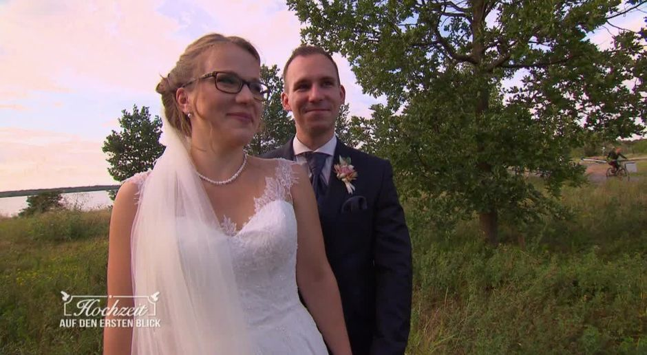Hochzeit Auf Den Ersten Blick Video Harmonie Und Glucksgefuhle Sixx