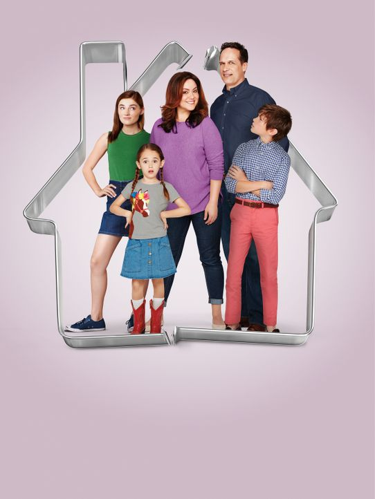 (1. Staffel) - American Housewife - Artwork - Bildquelle: ABC Studios