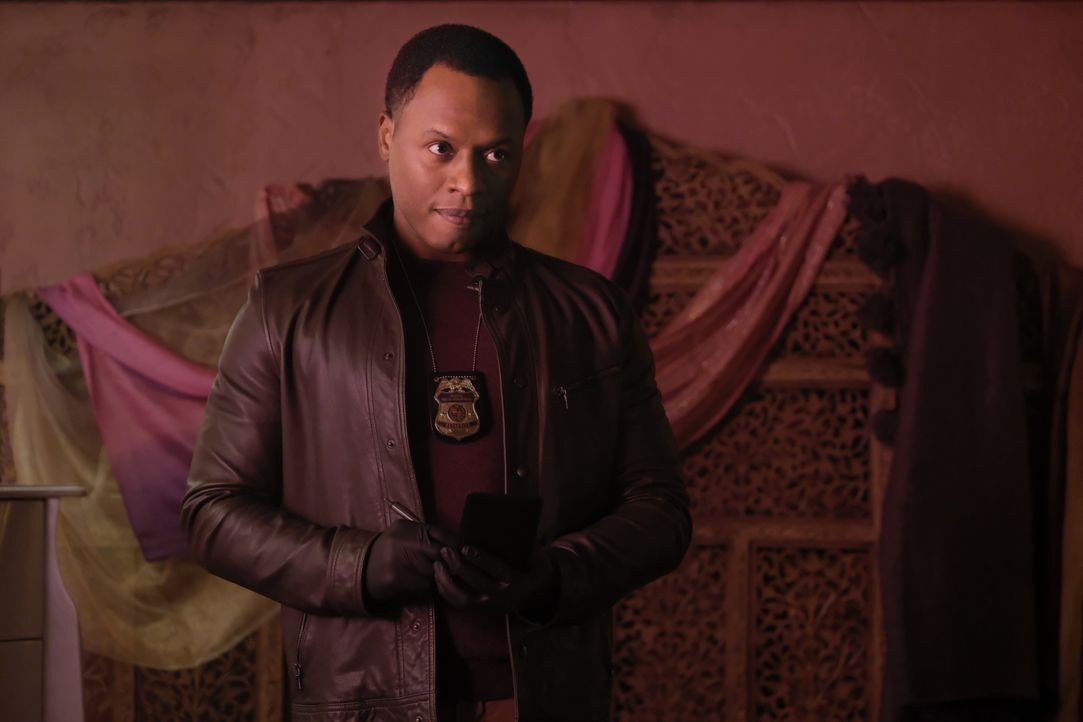 Clive Babineaux (Malcolm Goodwin) - Bildquelle: Bettina Strauss 2019 The CW Network, LLC. All Rights Reserved. / Bettina Strauss