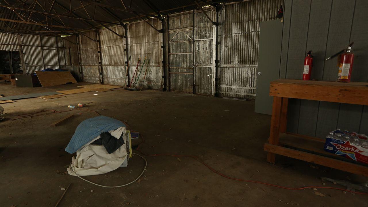 Die luxuriöse Lagerhalle - Bildquelle: CNBC