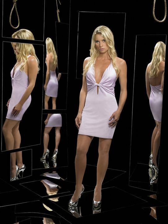 (4. Staffel) - Zerbricht ihr Spiegelbild an all ihren seelischen Verletzungen?: Edie Britt (Nicollette Sheridan) ... - Bildquelle: ABC Studios
