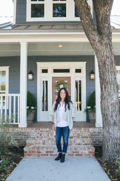 Ist es Joanna gelungen, dem frisch verheirateten Paar ein Zuhause zu kreieren, das die unterschiedlichen Interessen beider berücksichtigt? - Bildquelle: Rachel Whyte 2015, HGTV/ Scripps Networks, LLC.  All Rights Reserved.