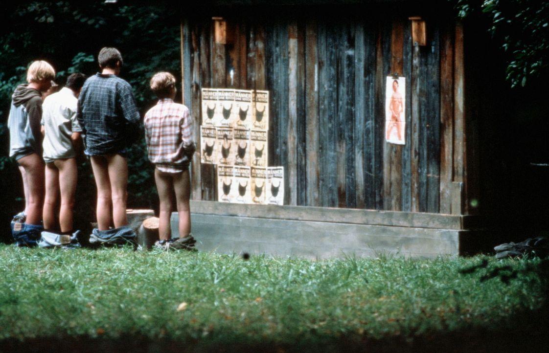 Im Einklang mit den natürlichen Trieben ... - Bildquelle: Constantin Film
