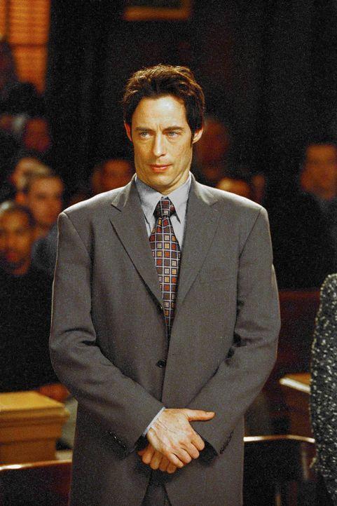 Übernimmt einen schwierigen Fall: Ed (Tom Cavanagh) ... - Bildquelle: Paramount