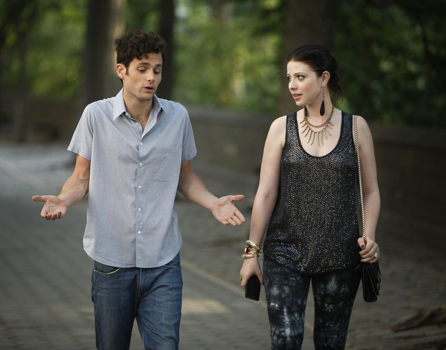 Dan und Georgina in Gossip Girl Staffel 6 - Bildquelle: Warner Bros. Television