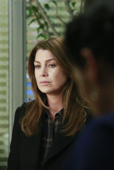 Versucht, mit der neuen Situation, ohne Derek, klar zu kommen: Meredith (Ellen Pompeo) ... - Bildquelle: ABC Studios