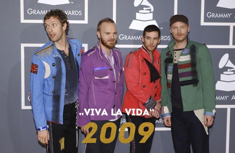 Grammy 2009: Viva la Vida - Bildquelle: Wenn