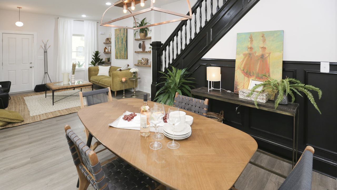 Das Greenwich Village Haus Makeover - Bildquelle: 2020, Discovery, Inc. All Rights Reserved.