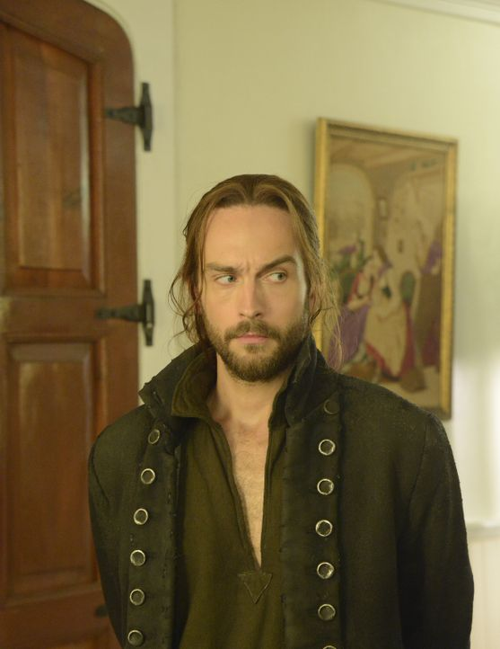 Lange zweifelt Ichabod (Tom Mison) daran, dass wirklich eine Frau, der er vor Jahrhunderten das Herz brach, für die Morde verantwortlich ist, doch d... - Bildquelle: 2014 Fox and its related entities. All rights reserved.