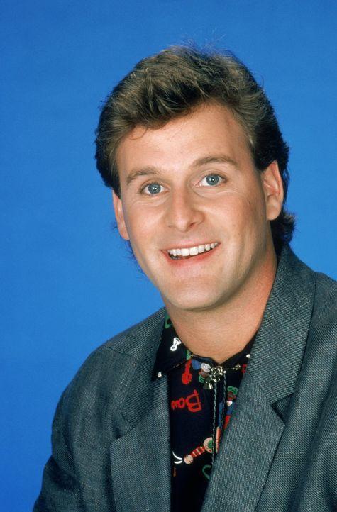 (6. Staffel) - Als Teil einer großen, verrückten Familie fühlt sich Joey (Dave Coulier) am wohlsten ... - Bildquelle: Warner Brothers Inc.