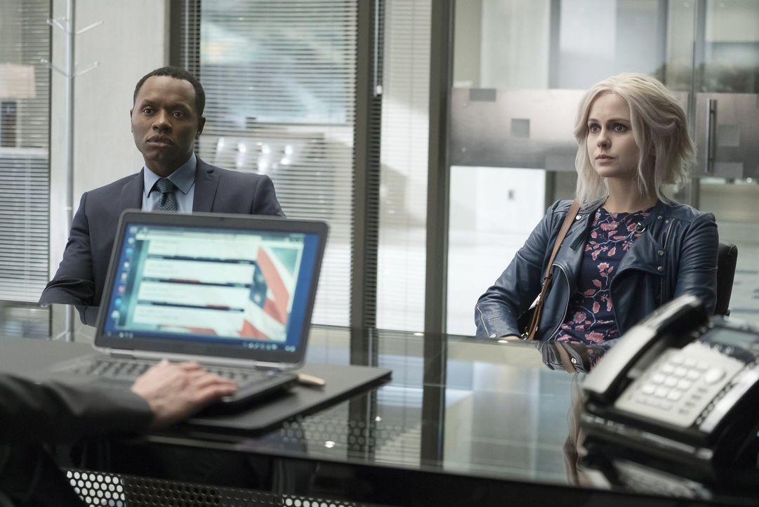 Ein neuer Fall wartet auf Clive (Malcolm Goodwin, l.) und Liv (Rose McIver, r.) und doch wollen sie weiter unter der Hand nach dem Zombie-Mörder suc... - Bildquelle: 2017 Warner Brothers