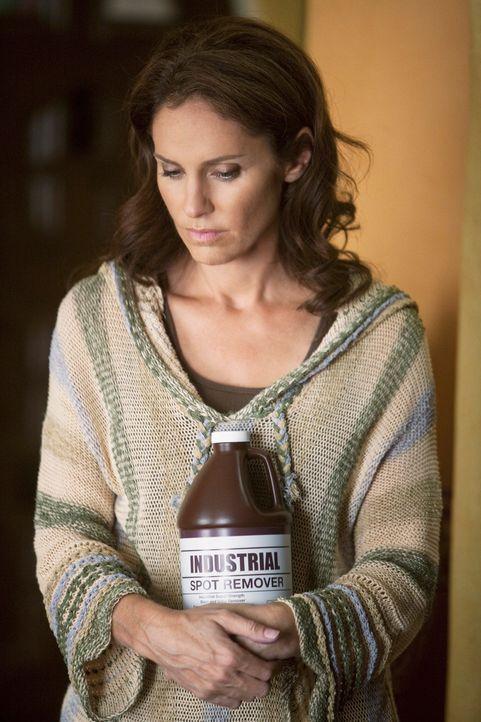 Violet (Amy Brenneman) hat weiterhin Probleme, sich ihrem Kind verbunden zu fühlen, da immer wieder die Erinnerungen an den Angriff hochkommen ... - Bildquelle: ABC Studios