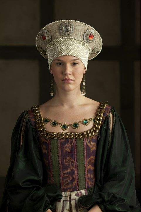 Ist König Henry nicht hübsch genug: Anna von Klewe (Joss Stone) ... - Bildquelle: 2009 TM Productions Limited/PA Tudors Inc. An Ireland-Canada Co-Production. All Rights Reserved.