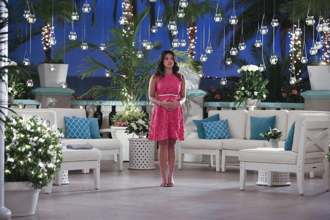 Turbulent geht es in Janes (Gina Rodriguez) Leben weiter ... - Bildquelle: 2014 The CW Network, LLC. All rights reserved.