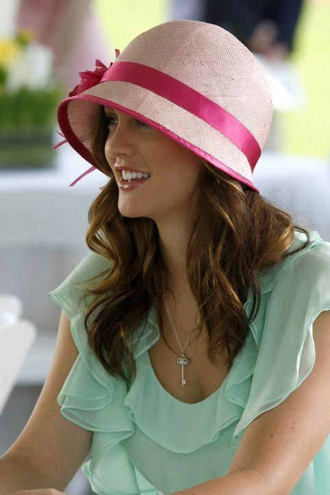 Verliebt: Blair (Leighton Meester) ... - Bildquelle: Warner Brothers
