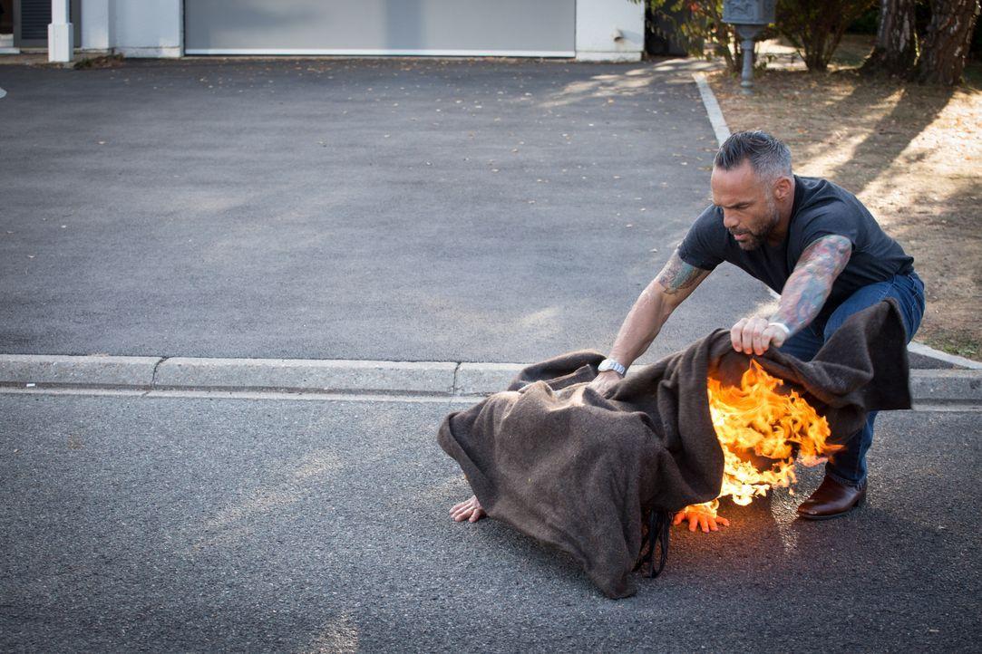 Rocher (Philippe Bas) - Bildquelle: Eloïse Legay 2018 BEAUBOURG AUDIOVISUEL / TF1 / Eloïse Legay