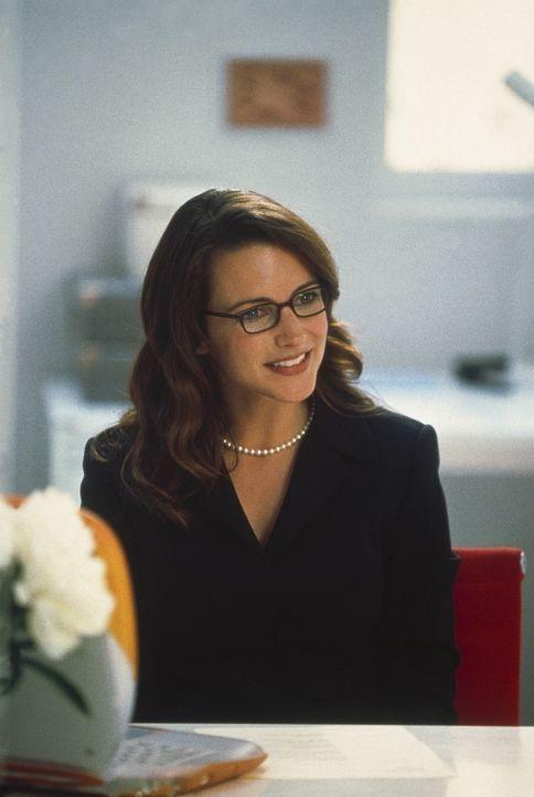 Charlotte (Kristin Davis) spielt mit dem Gedanken, ihre Arbeit in der Galerie aufzugeben und sich ganz auf ihre zukünftige Mutterrolle zu konzentri... - Bildquelle: Paramount Pictures