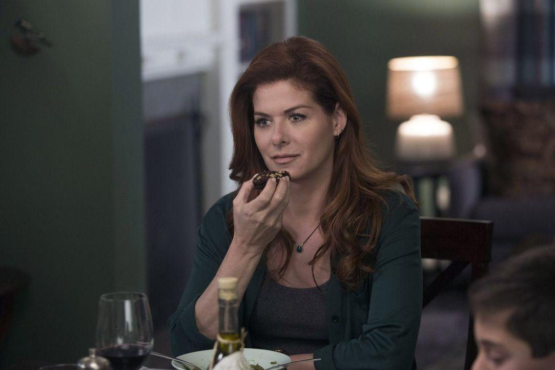 Ein neuer Fall wartet auf Laura (Debra Messing) und ihre Kollegen ... - Bildquelle: Warner Bros. Entertainment, Inc.