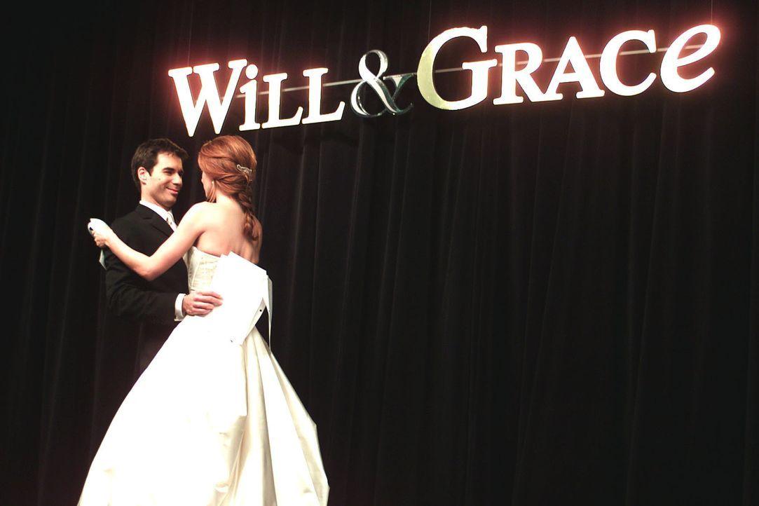 Will (Eric McCormack, l.) & Grace (Debra Messing, r.) - Bildquelle: NBC Productions