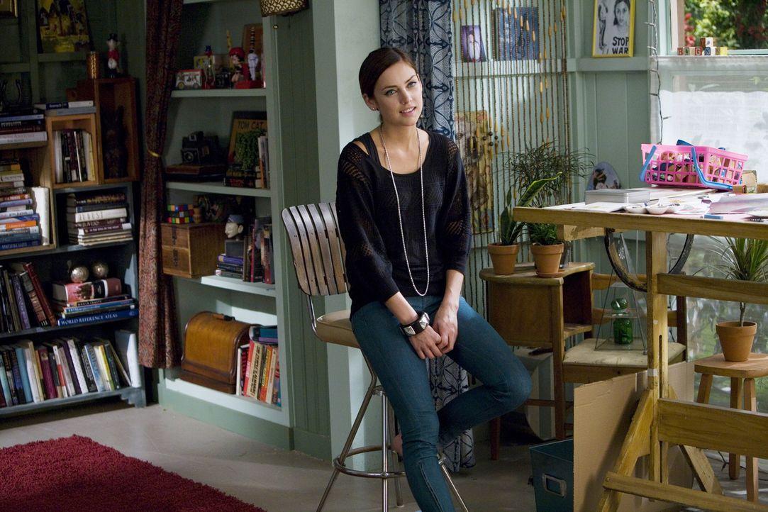 Silver (Jessica Stroup) wird ihrer Mutter beistehen - trotz der miesen Vergangenheit ... - Bildquelle: TM &   CBS Studios Inc. All Rights Reserved