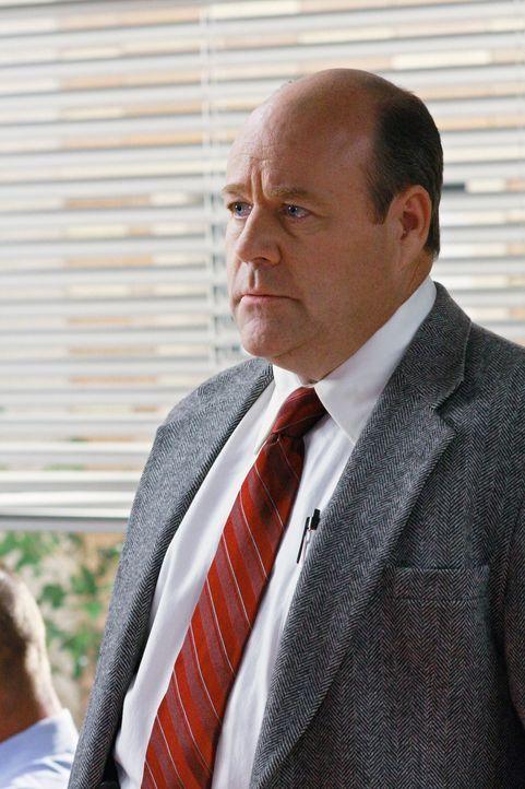 Wird der Kriminalbeamte (Michael Dempsey) Susan glauben schenken, dass Katherine etwas mit dem Anschlag an Julie zu tun hat? - Bildquelle: ABC Studios
