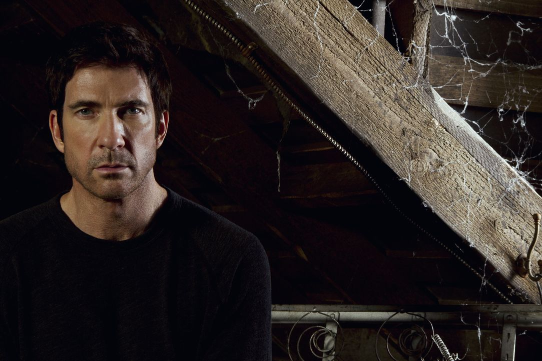 (1. Staffel) - Als er die Anzeige eines alten Hauses in Los Angeles entdeckt, ist Ben (Dylan McDermott) fest entschlossen, dort mit seiner Familie e... - Bildquelle: 2011 Twentieth Century Fox Film Corporation. All rights reserved.