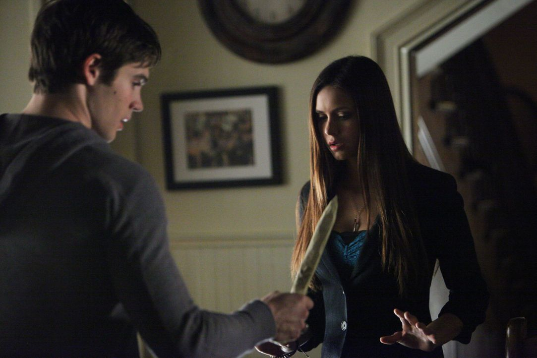 Elena Gilbert und Jeremy Gilbert - Bildquelle: Warner Bros Entertainment Inc.