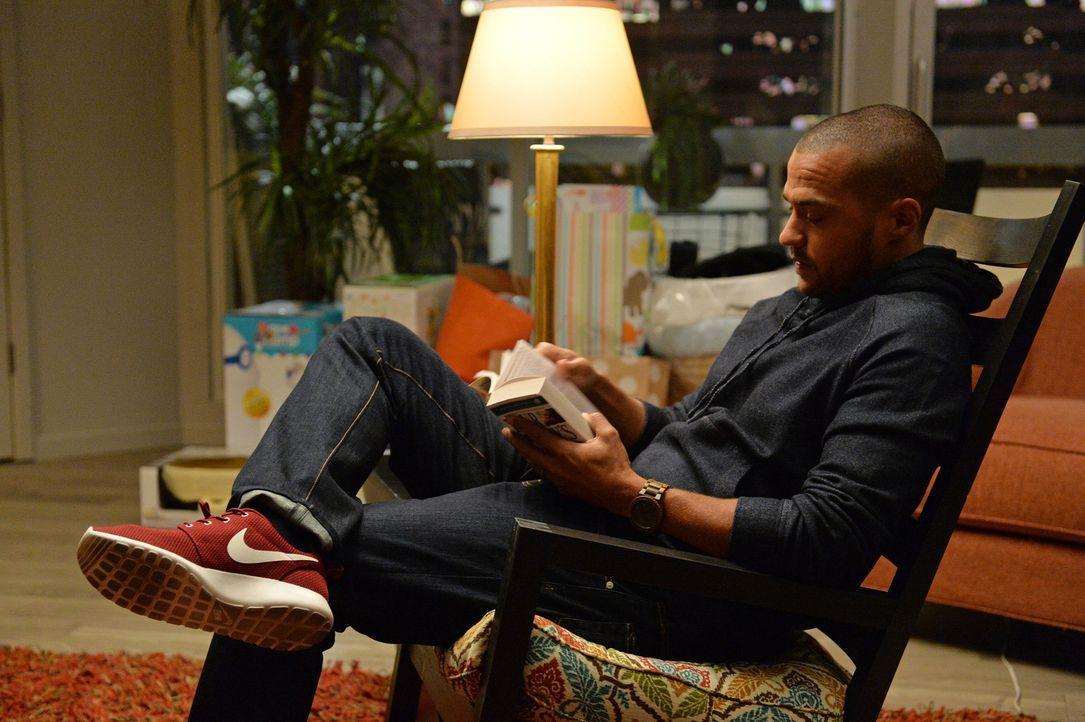 Hat Angst, als Vater zu versagen: Jackson (Jesse Williams) ... - Bildquelle: ABC Studios