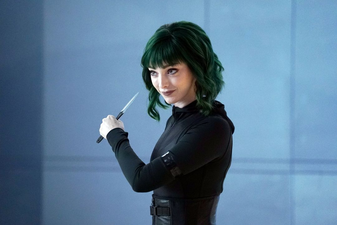 Polaris (Emma Dumont) - Bildquelle: Annette Brown 2019 Fox and its related entities.  All rights reserved.  MARVEL TM &   2017 MARVEL