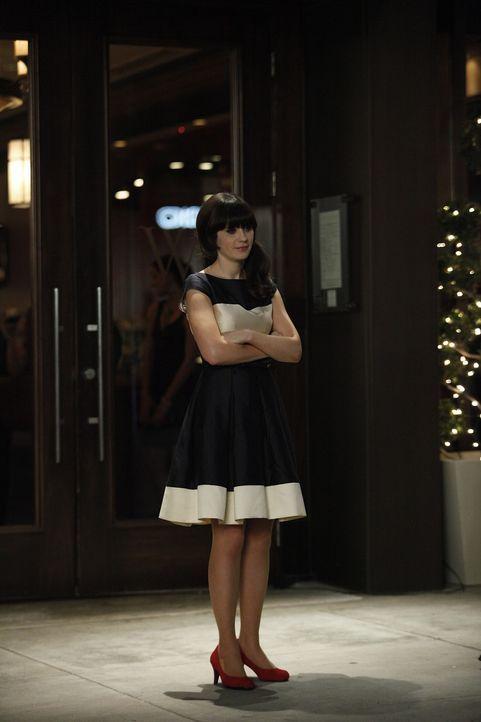 Ein besonderes Date wartet auf Jess (Zooey Deschanel) ... - Bildquelle: 20th Century Fox