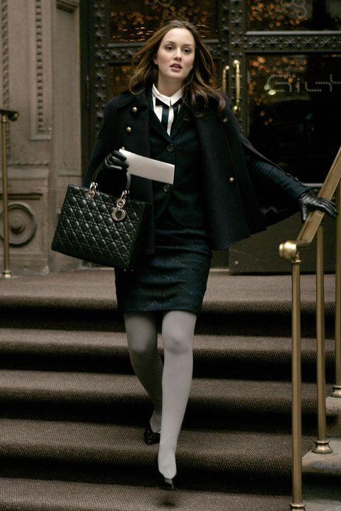 Eigentlich dachte Blair (Leighton Meester), dass nun alles zwischen ihr und Chuck gut ist, doch dann lässt Jack ihn in einen Falle laufen ... - Bildquelle: Warner Brothers