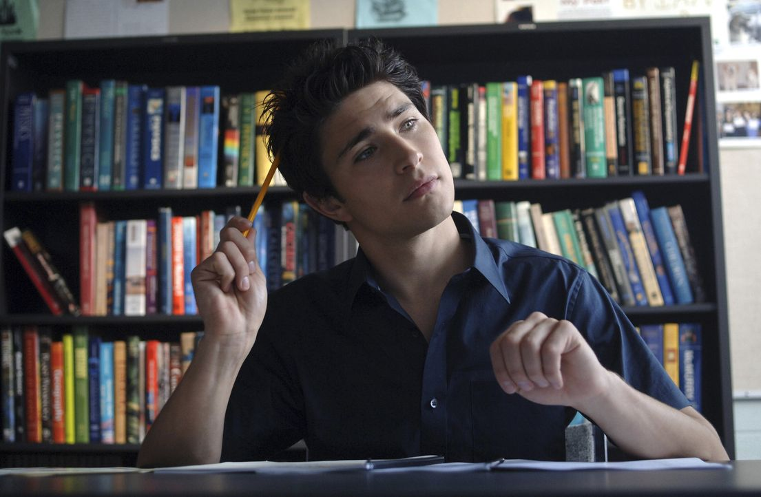 Der erste Schultag: Kyle (Matt Dallas) ... - Bildquelle: TOUCHSTONE TELEVISION
