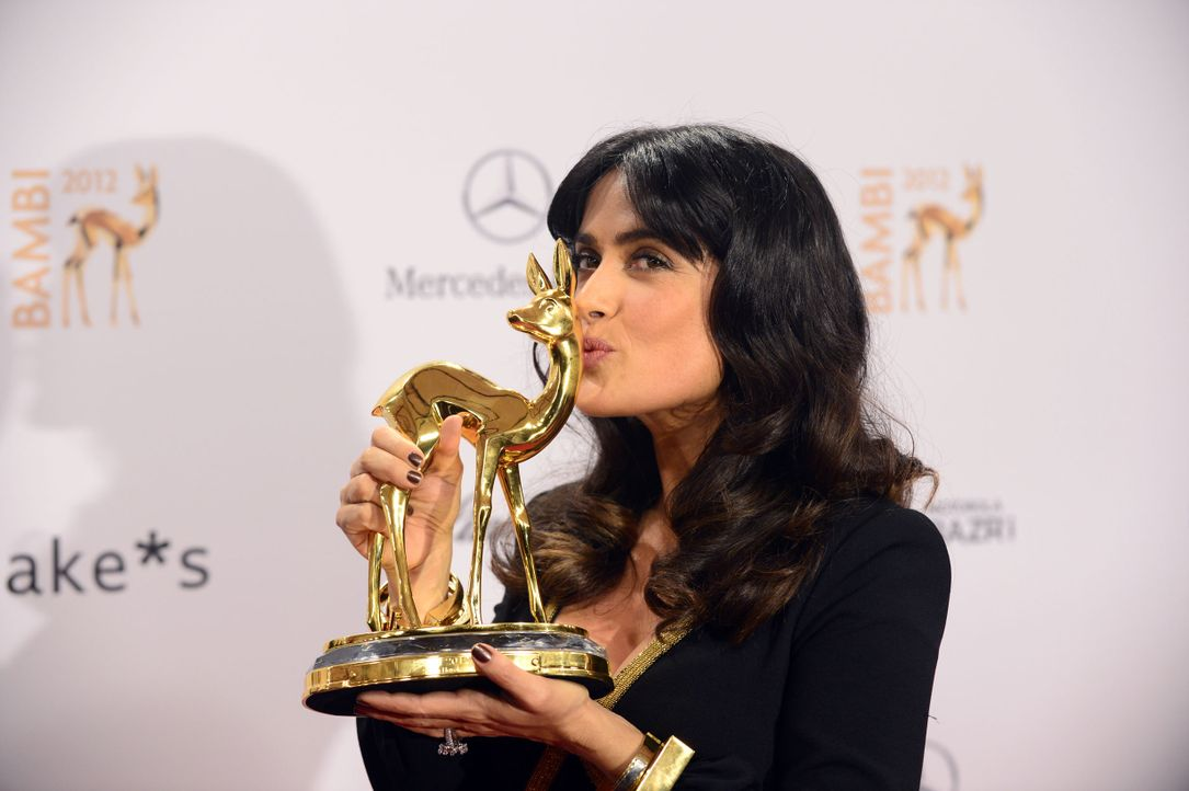 Salma Hayek - Bildquelle: AFP