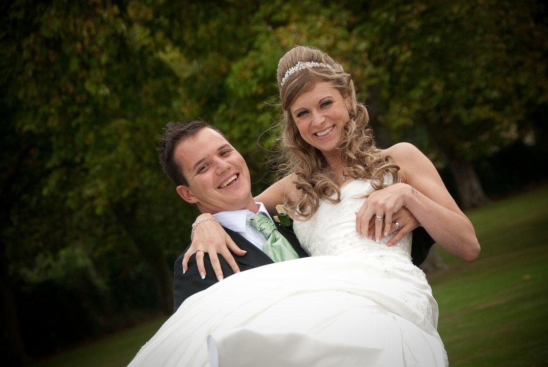 Kann Patrick im Alleingang eine märchenhafte Hochzeit auf die Beine stellen? Mit dem nötigen Bargeld und vier Wochen Zeit, keine unmögliche Aufgabe.... - Bildquelle: Renegade Pictures Ltd